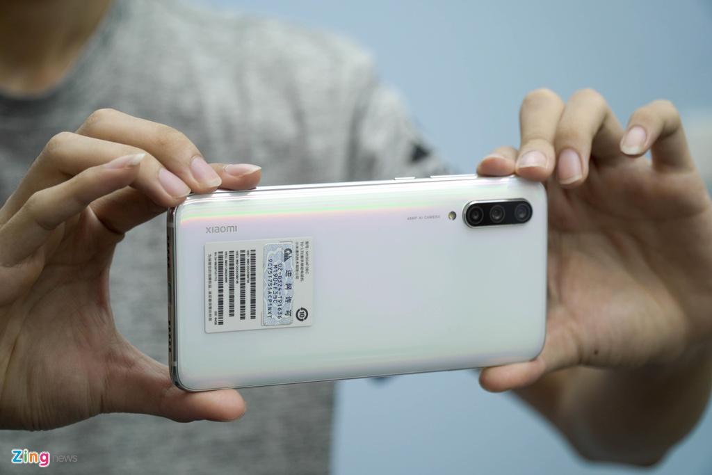 danh gia Xiaomi Mi CC9 anh 5