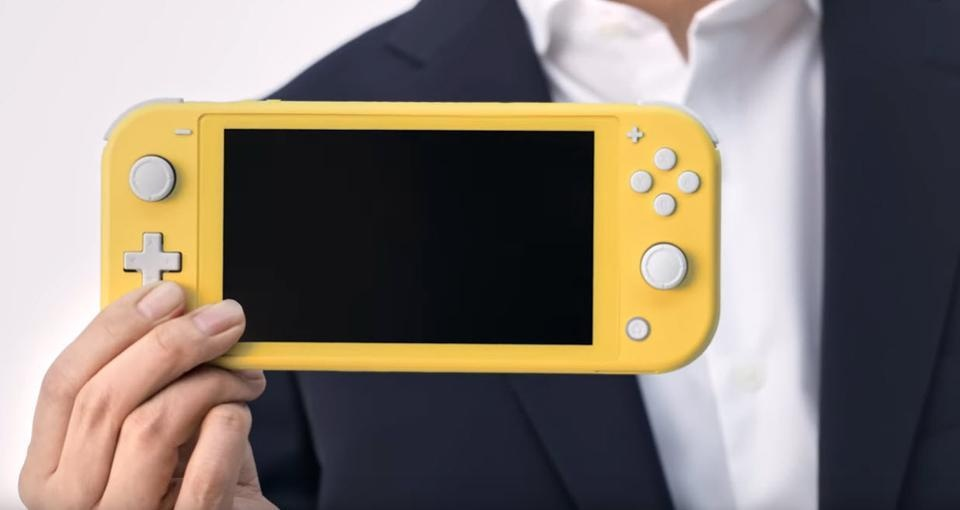 Nintendo Switch Lite ra mat - nho hon, cau hinh khong doi, gia 200 USD hinh anh 6