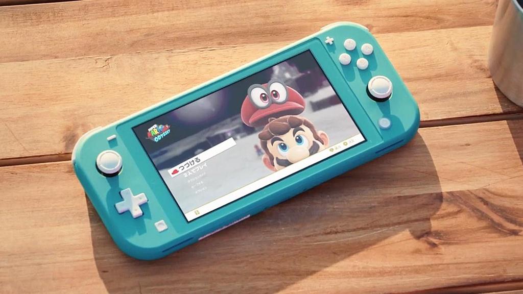 Nintendo Switch Lite ra mắt - nhỏ hơn, cấu hình không đổi, giá 200 USD