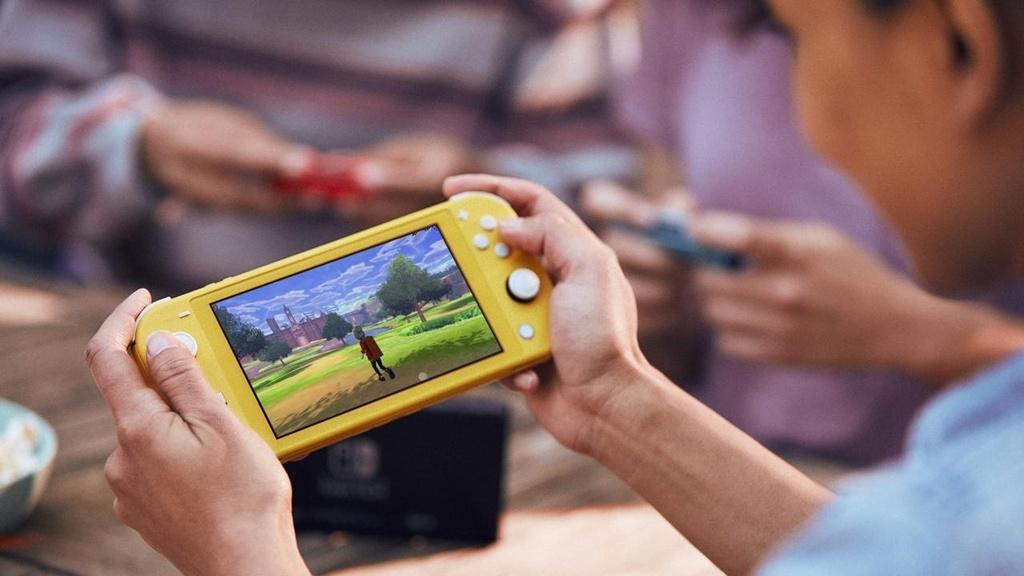 Nintendo Switch Lite ra mat - nho hon, cau hinh khong doi, gia 200 USD hinh anh 3