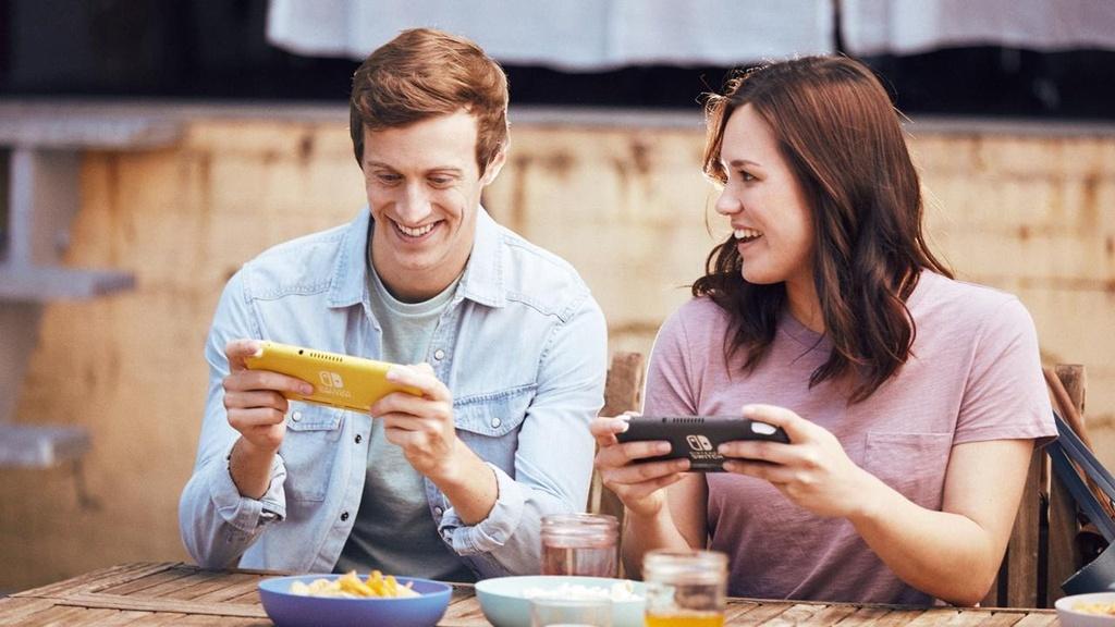 Nintendo Switch Lite ra mat - nho hon, cau hinh khong doi, gia 200 USD hinh anh 4