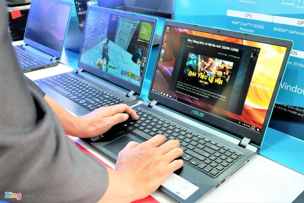Laptop gaming tai Viet Nam ngay cang re nhu hang pho thong hinh anh 1