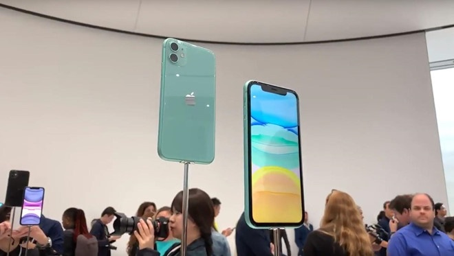 iPhone 11, 11 Pro va 11 Pro Max khac nhau nhu the nao? hinh anh 2