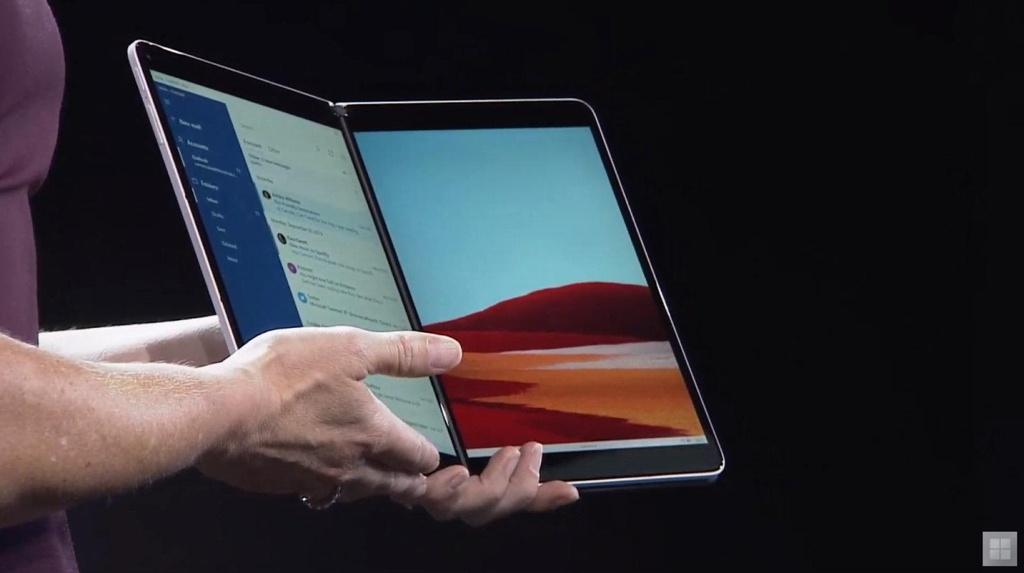 Microsoft ra mat laptop 2 man hinh, mong kinh ngac hinh anh 8