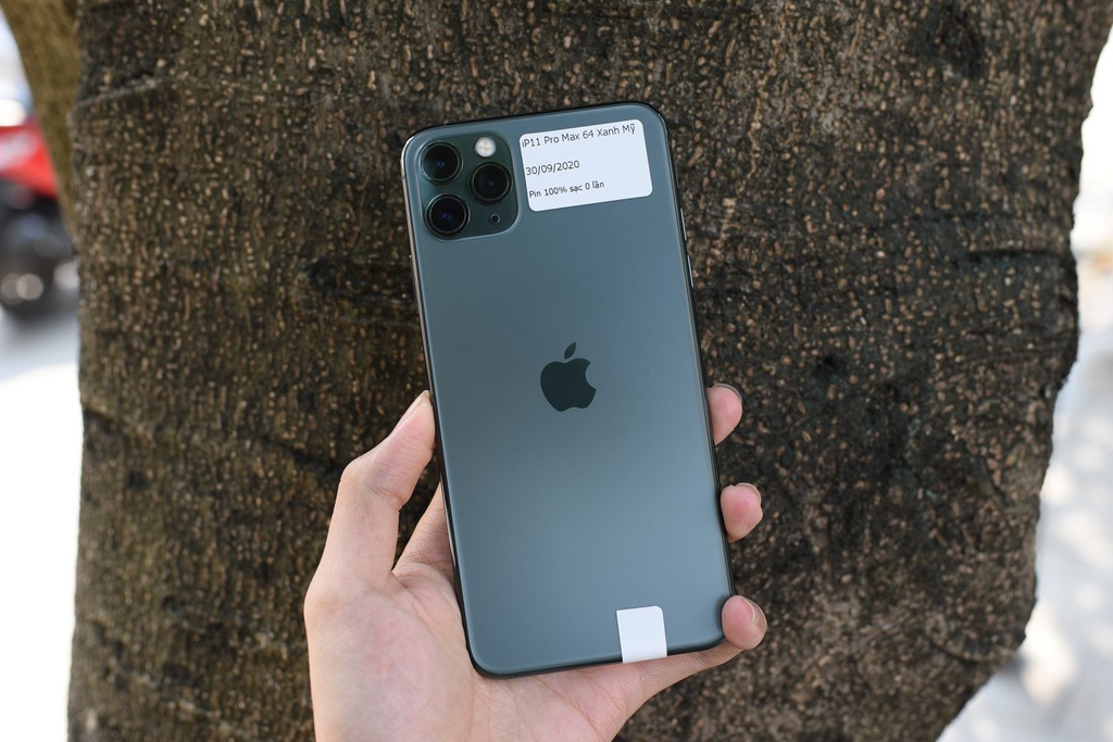 iPhone 11 xach tay giam gia manh, sap ngang gia My hinh anh 1
