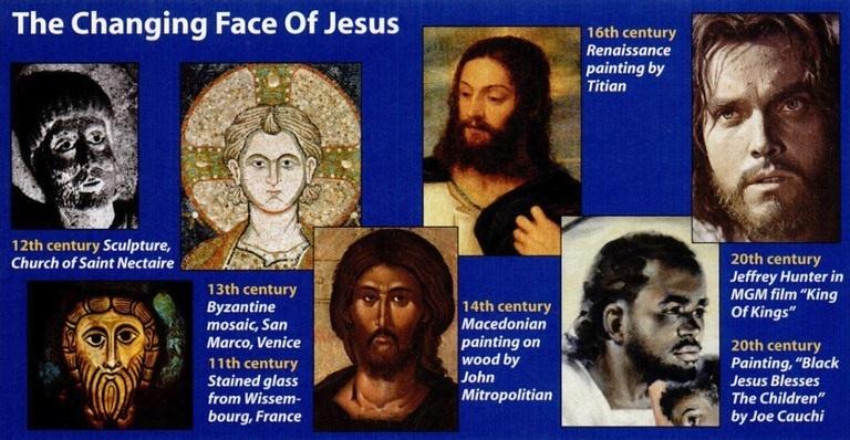 Day la khuon mat that cua Chua Jesus? hinh anh 1