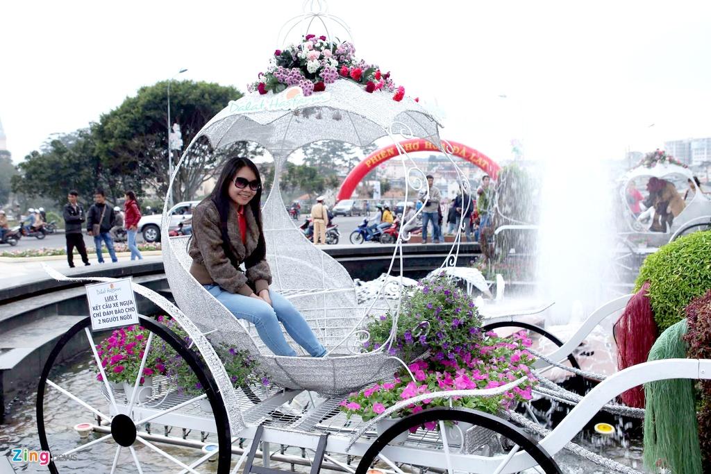 Sac mau ruc ro o festival Hoa Da Lat 2015 hinh anh 7