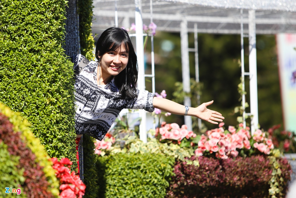 Sac mau ruc ro o festival Hoa Da Lat 2015 hinh anh 6