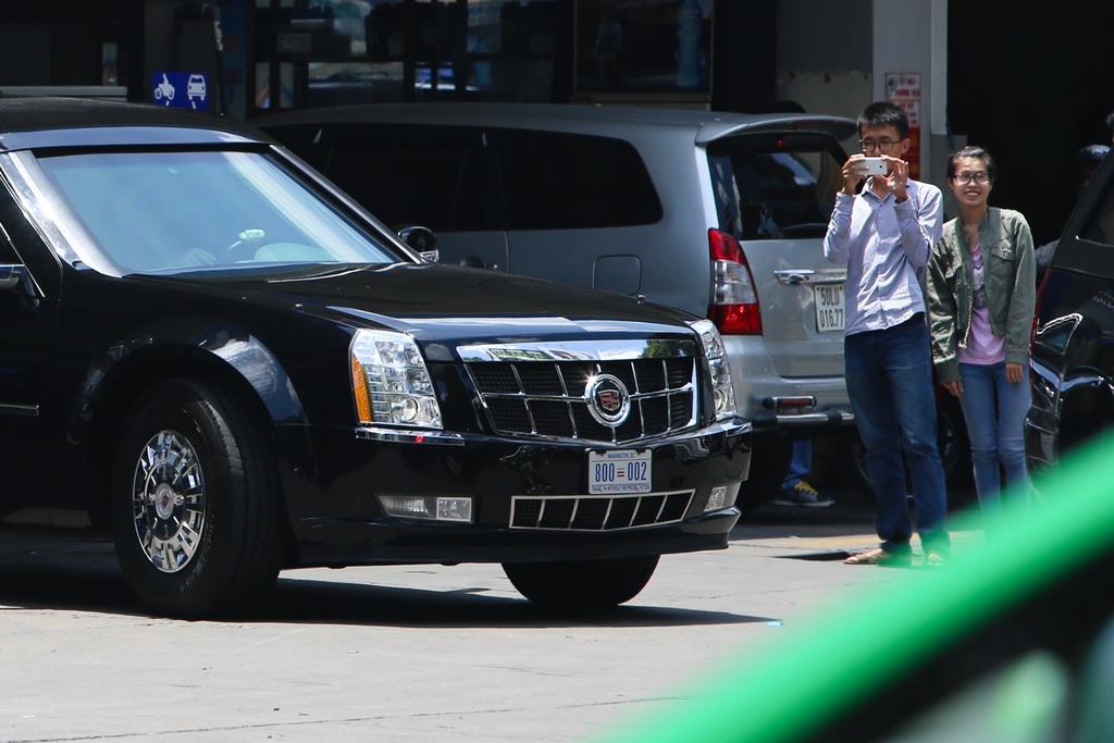Cadillac One cua tong thong My anh 4