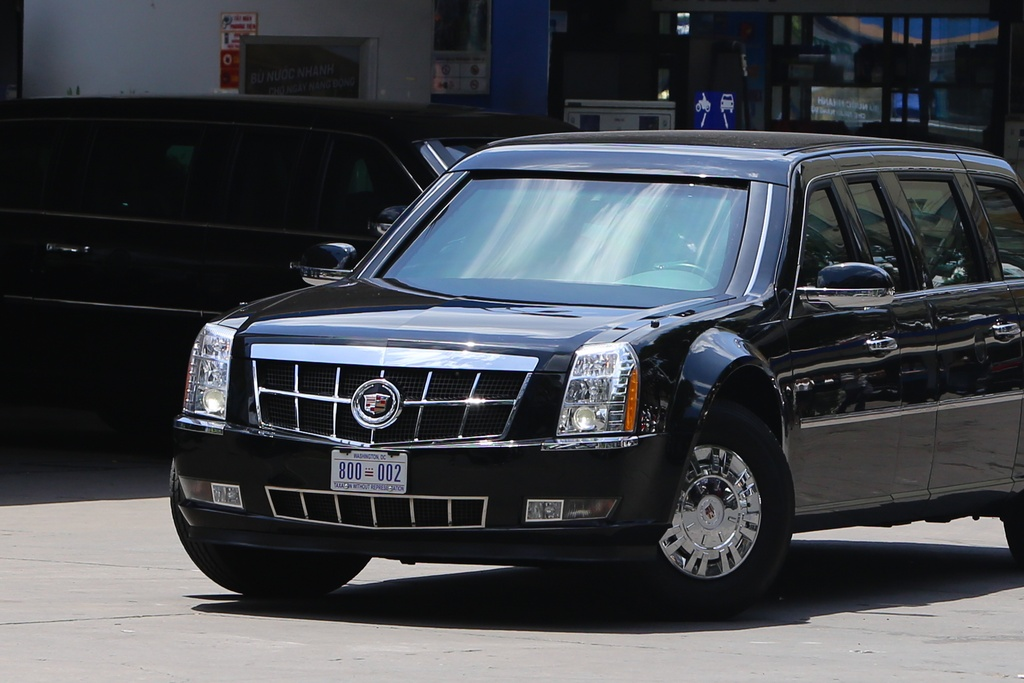 Cadillac One cua tong thong My anh 5