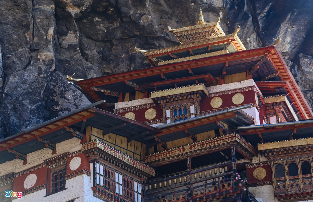 chinh phuc Tiger Nest Bhutan anh 17
