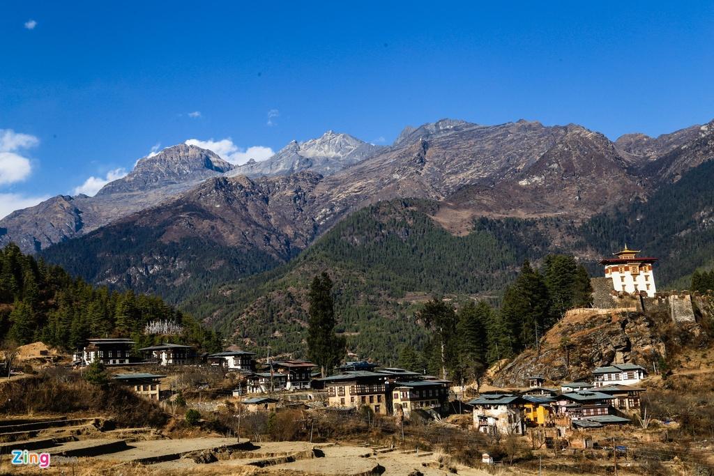 chinh phuc Tiger Nest Bhutan anh 2