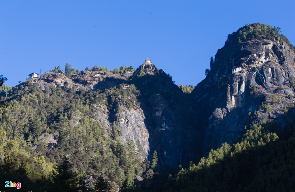 chinh phuc Tiger Nest Bhutan anh 3