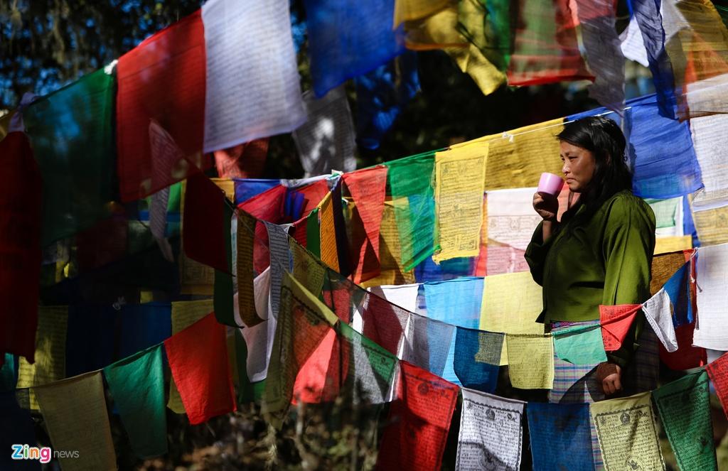 chinh phuc Tiger Nest Bhutan anh 8