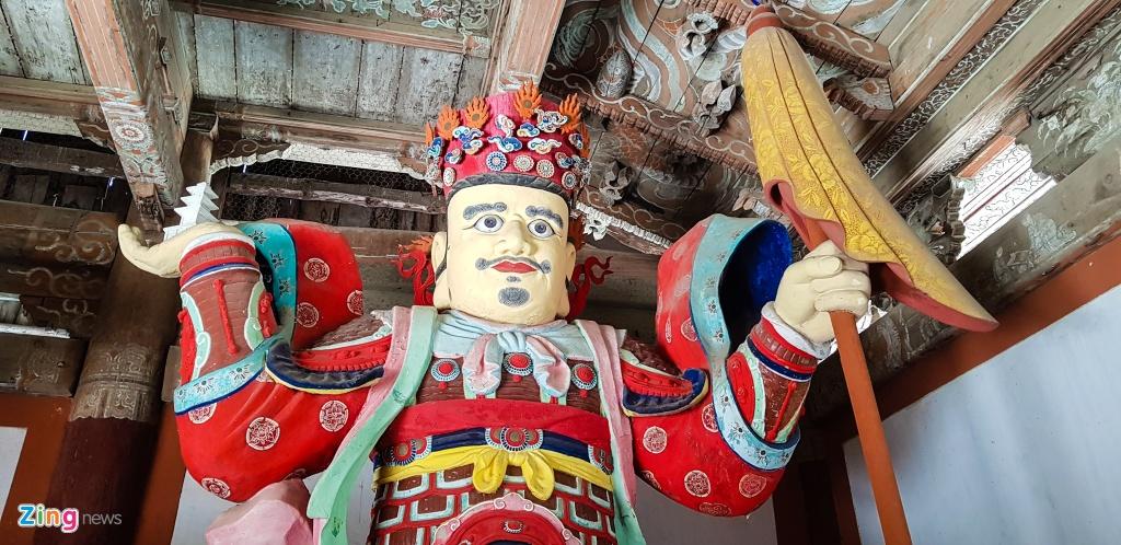 Chua co Pohyon Trieu Tien anh 4