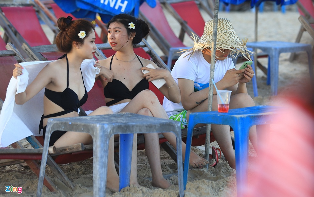Bien Vung Tau dong nghit khach mung 4 Tet hinh anh 8 Vt_zing33.JPG