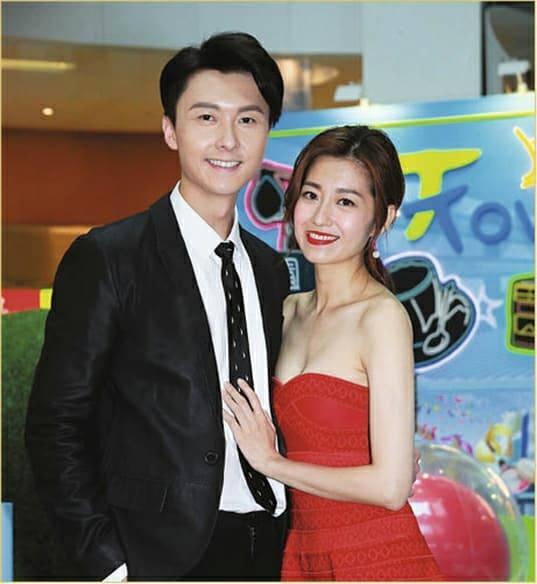 Vo Thi de TVB anh 9