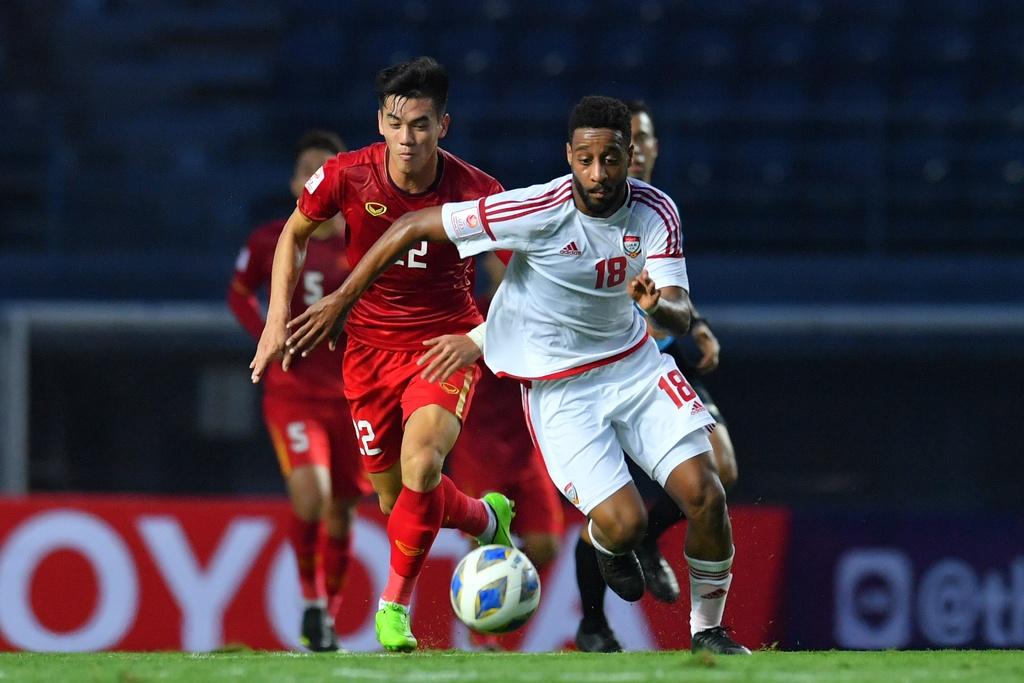 Tien Linh - chuyen gia mo ty so cho doi bong cua thay Park hinh anh 4 AFC_U_23_CHAMPIONSHIP_2020_Post_Match_Activity_12_.jpg