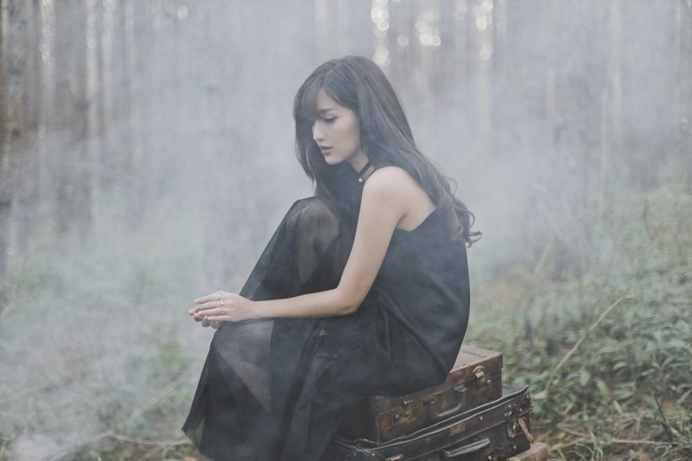 Bich Phuong thuc hien MV thu 2 cho 'Rang em mai o ben' hinh anh 2
