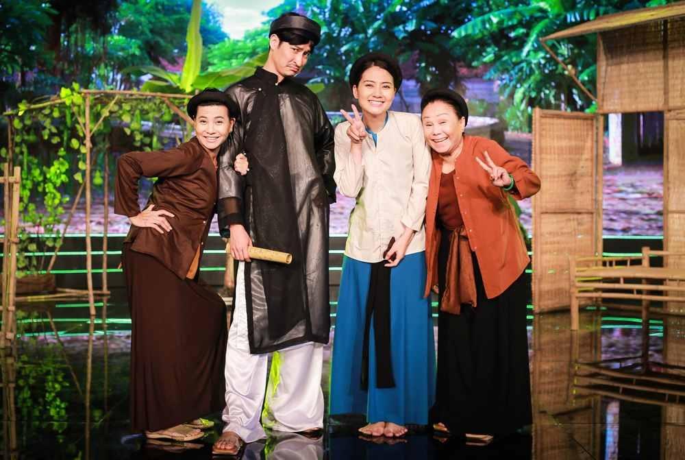 Cat Phuong lam me chong kho tinh cua Ngoc Lan tren san khau hinh anh 6