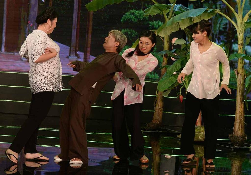 Minh Nhi – Hong Van dau vo mom bat phan thang bai hinh anh 4