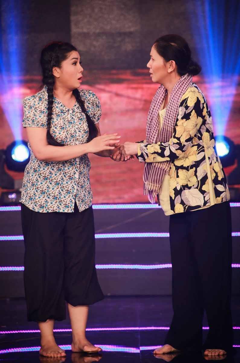 Minh Nhi – Hong Van dau vo mom bat phan thang bai hinh anh 6