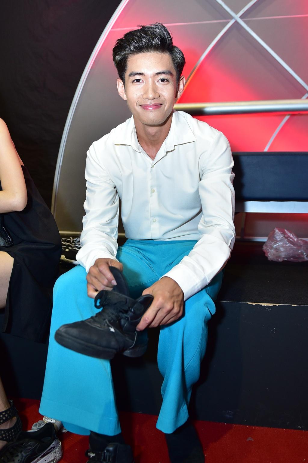 Truong Giang tuoi tan trong canh ga Buoc nhay ngan can hinh anh 11