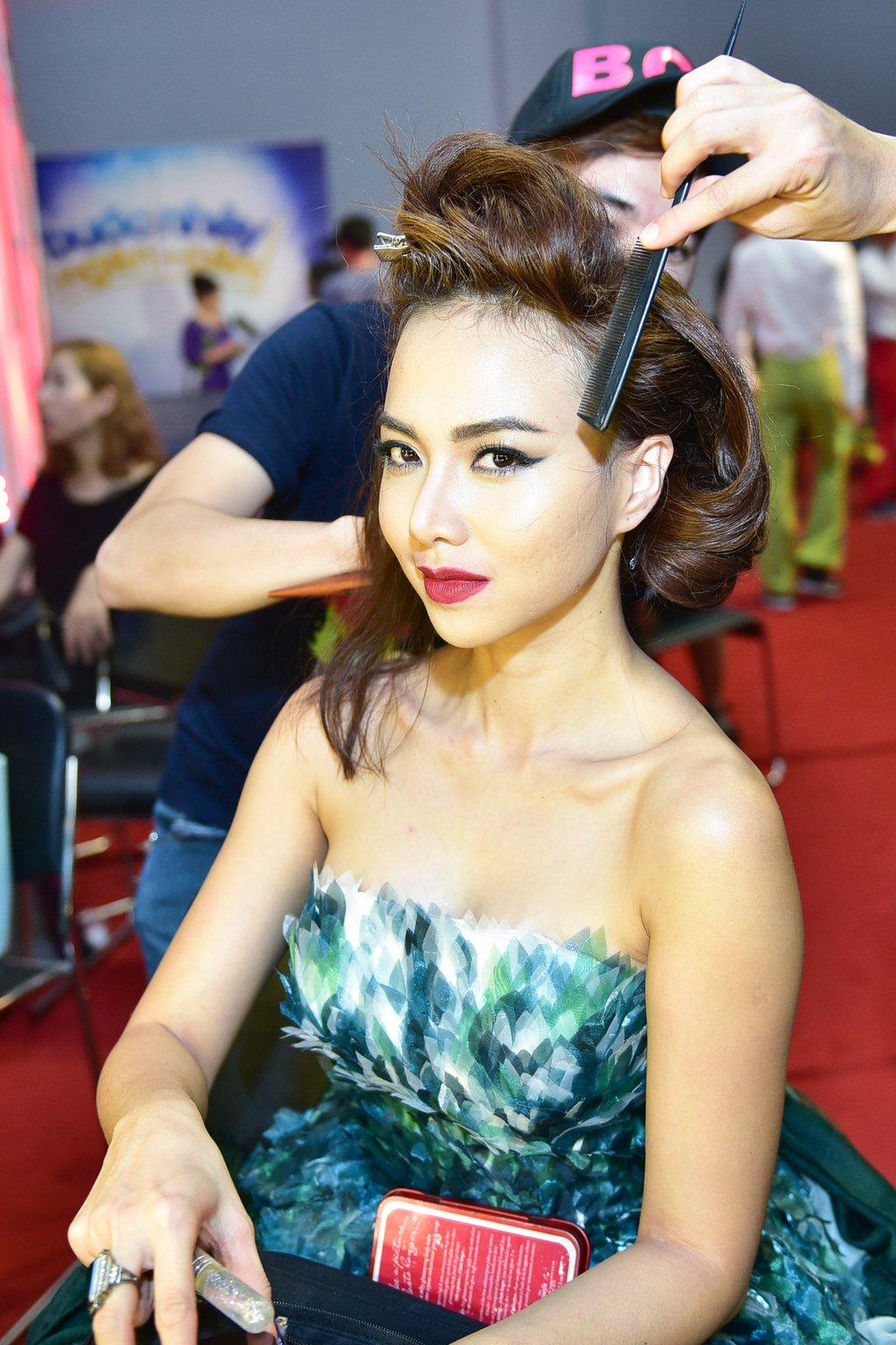 Truong Giang tuoi tan trong canh ga Buoc nhay ngan can hinh anh 6