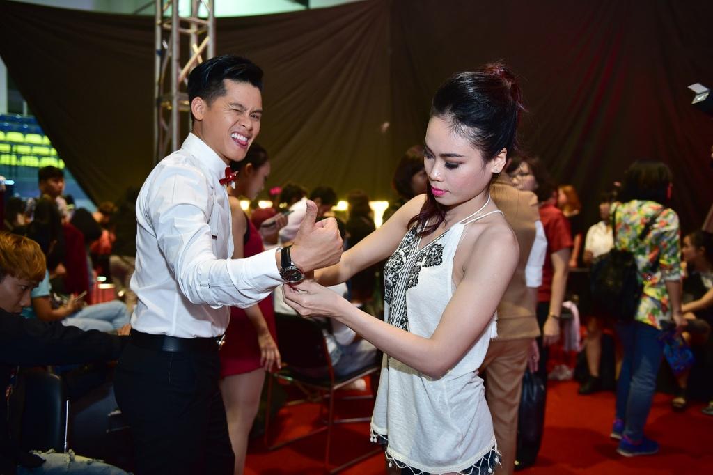 Truong Giang tuoi tan trong canh ga Buoc nhay ngan can hinh anh 7