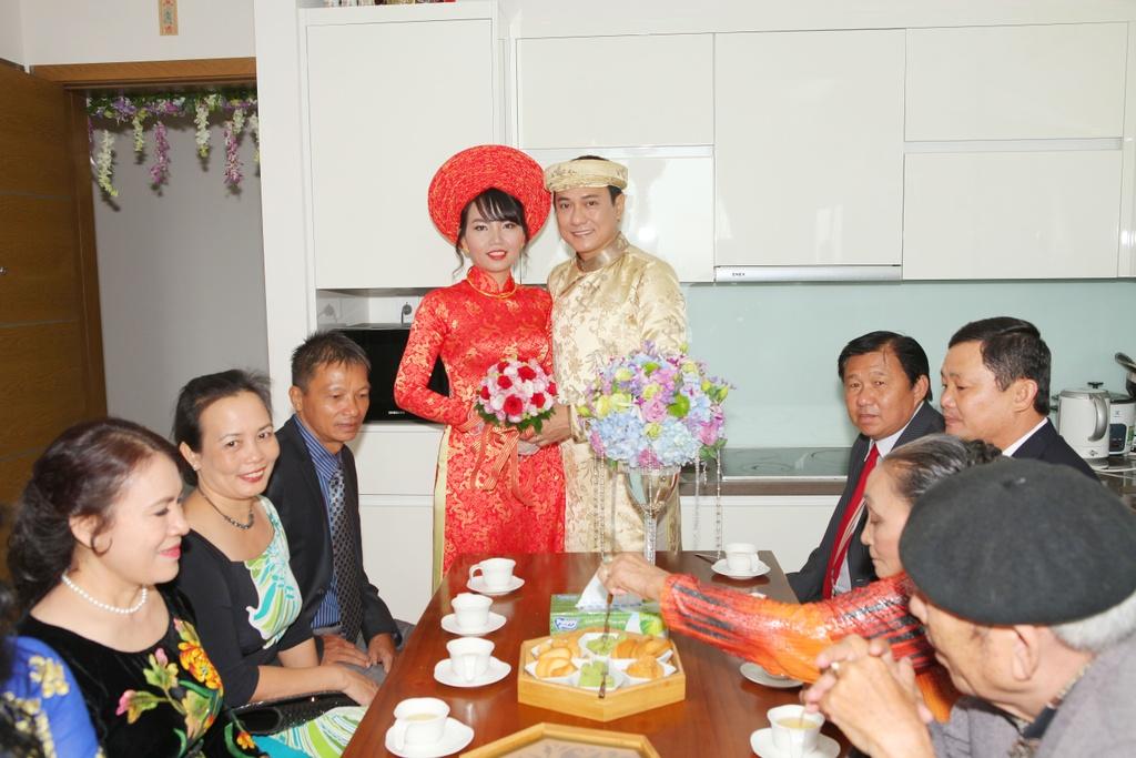 Vo moi cuoi cua Hoang Phuc tro tai choi piano hinh anh 3