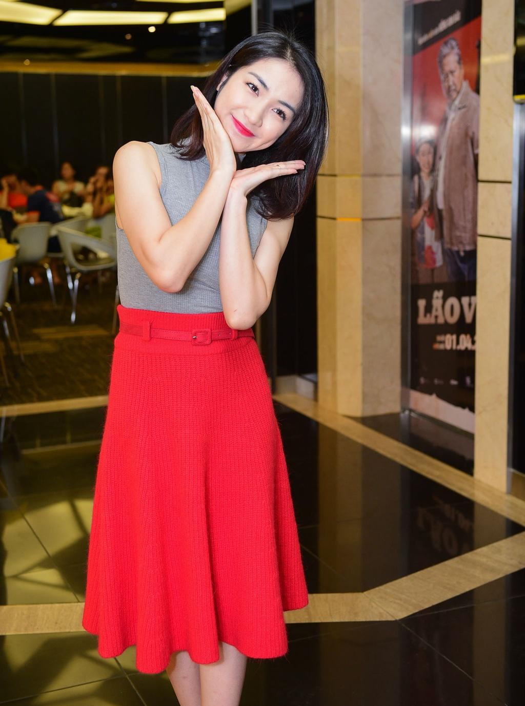 Hoa Minzy tham gia Guong mat than quen anh 4