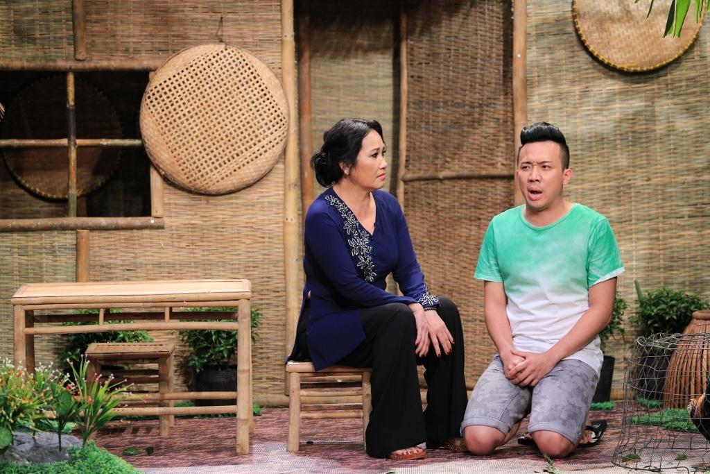 Tran Thanh hoa thang kho lay nuoc mat nguoi xem o On gioi hinh anh 1