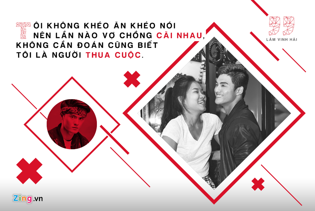Lam Vinh Hai va vo cu: Ngon tinh doi thuc da ket thuc hinh anh 2