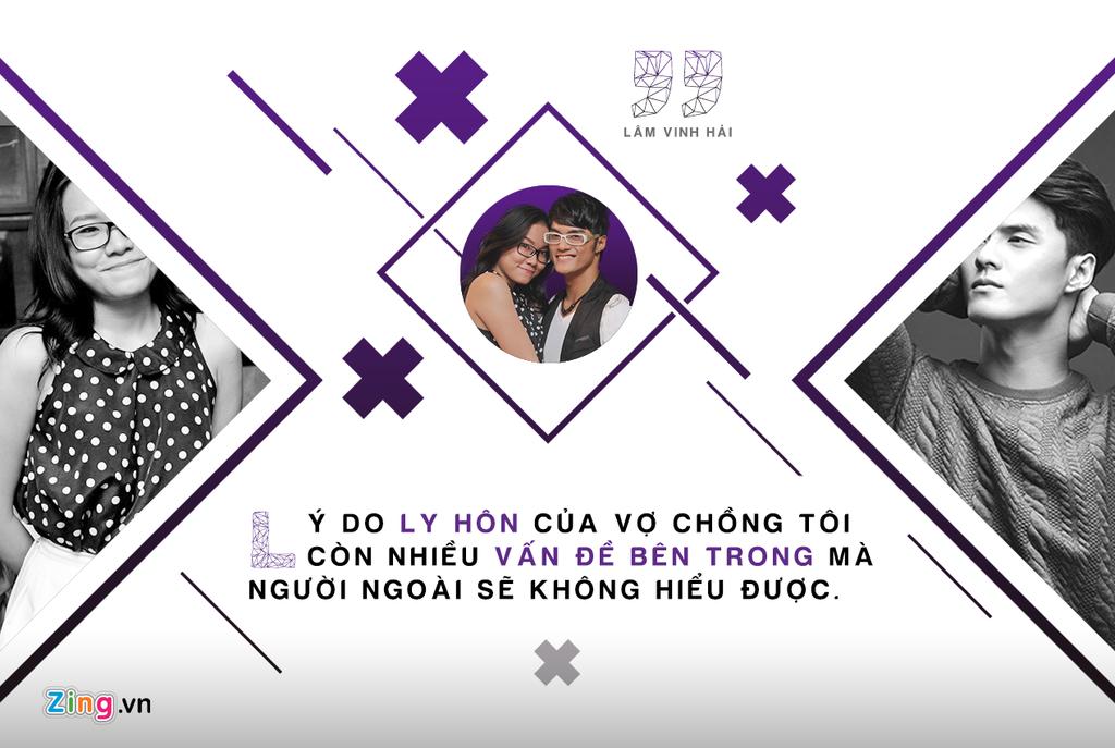 Lam Vinh Hai va vo cu: Ngon tinh doi thuc da ket thuc hinh anh 4