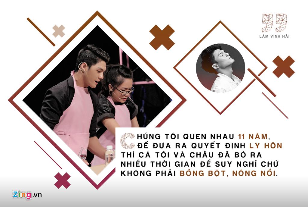 Lam Vinh Hai va vo cu: Ngon tinh doi thuc da ket thuc hinh anh 5