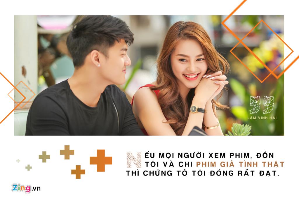 Lam Vinh Hai va vo cu: Ngon tinh doi thuc da ket thuc hinh anh 7