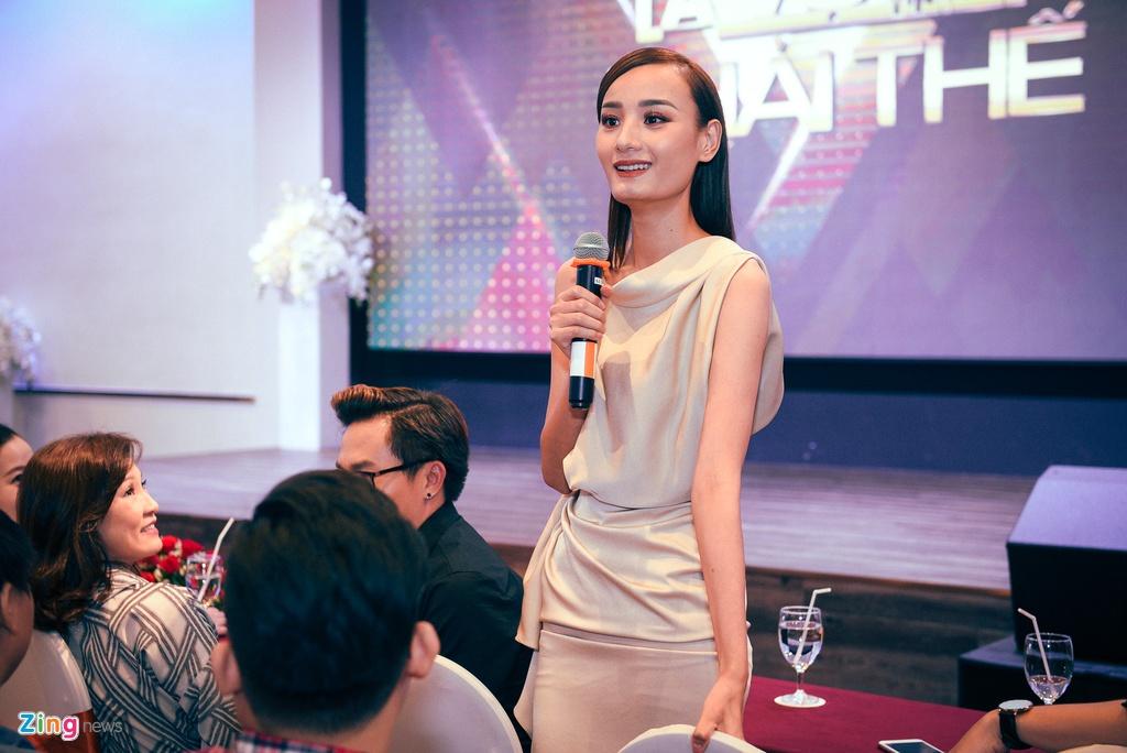 Hong Dao: 'Toi khong gianh giat chuong trinh voi Viet Huong' hinh anh 6