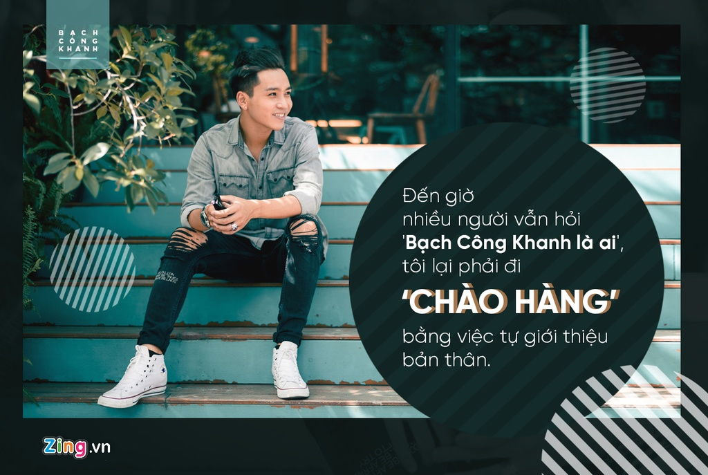 Bach Cong Khanh ra mat MV Good Boy Gone Bad anh 3