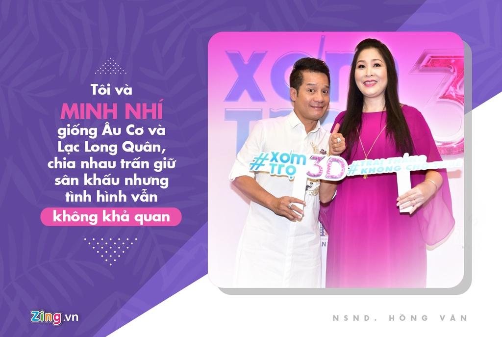NSND Hong Van: 'Moi thang toi lo hon 200 trieu dong cho 2 san khau' hinh anh 4