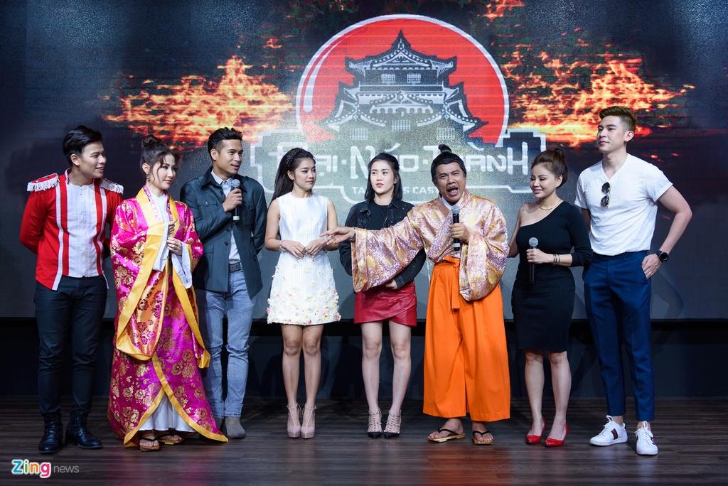 'Tai nan' hay su de dai cua Tran Thanh trong game show bi che nham? hinh anh 2