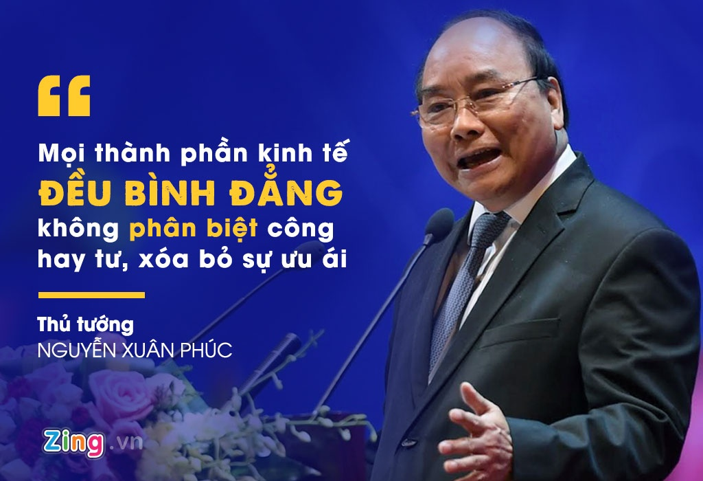 10 phat ngon an tuong cua Thu tuong tai hoi nghi doanh nghiep lan hai hinh anh 3