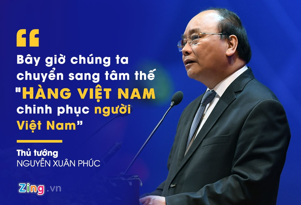 10 phat ngon an tuong cua Thu tuong tai hoi nghi doanh nghiep lan hai hinh anh 7