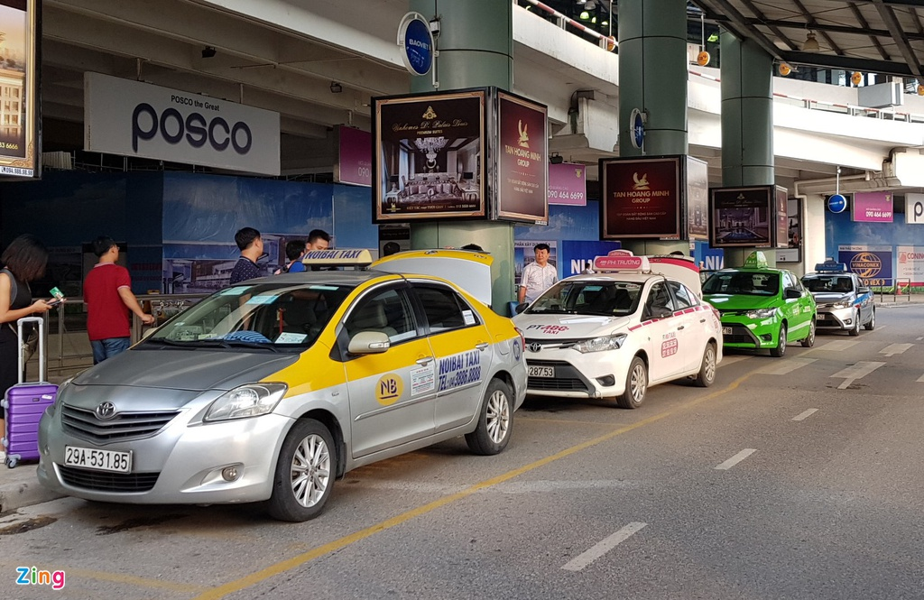 Taxi truyen thong kinh doanh kieu Uber, Grab duoc khong? hinh anh 2