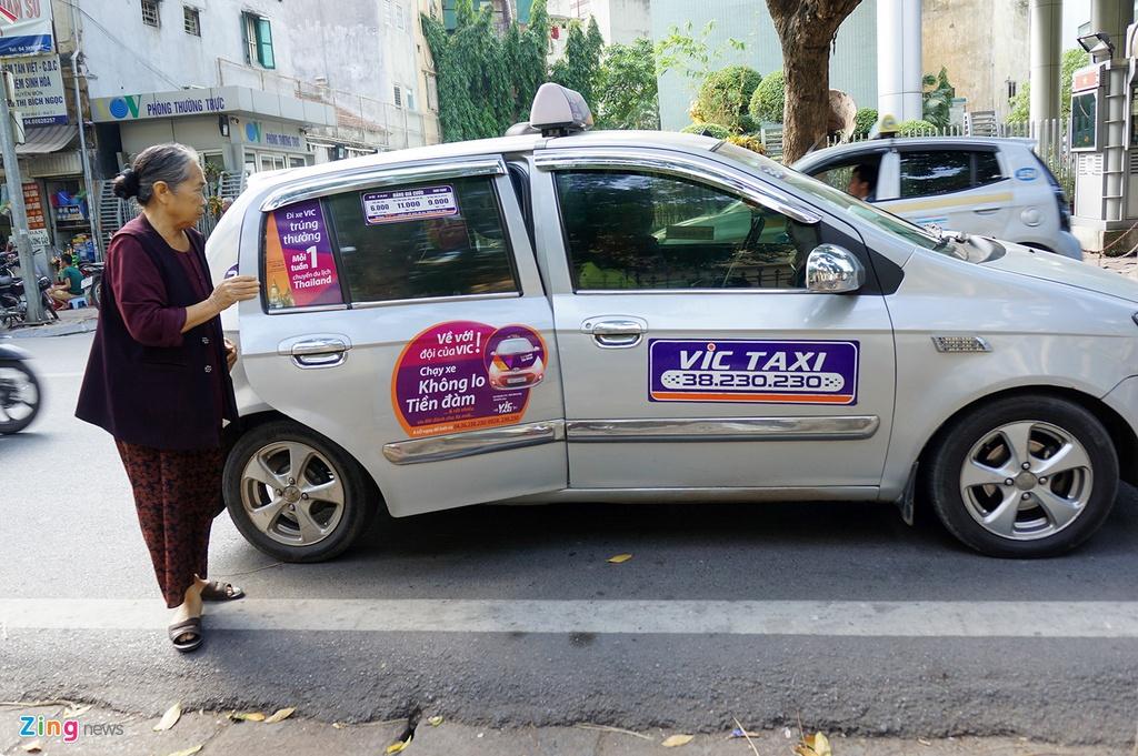 Taxi truyen thong kinh doanh kieu Uber, Grab duoc khong? hinh anh 4