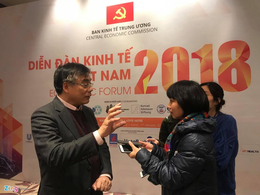 Hon 1.500 dai bieu du Dien dan kinh te Viet Nam 2018 hinh anh 4