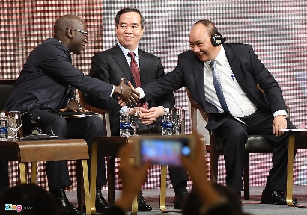 Hon 1.500 dai bieu du Dien dan kinh te Viet Nam 2018 hinh anh 7