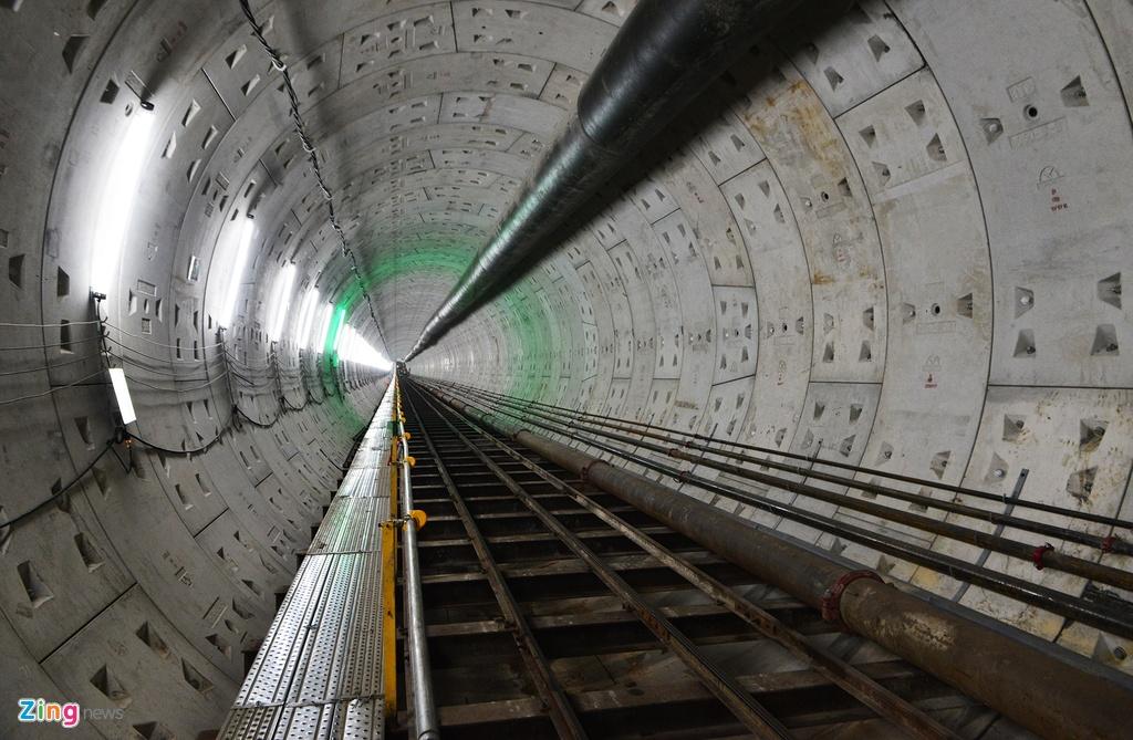 Tuyen metro so 1 o Sai Gon va la thu canh bao cua Dai su Nhat hinh anh 2