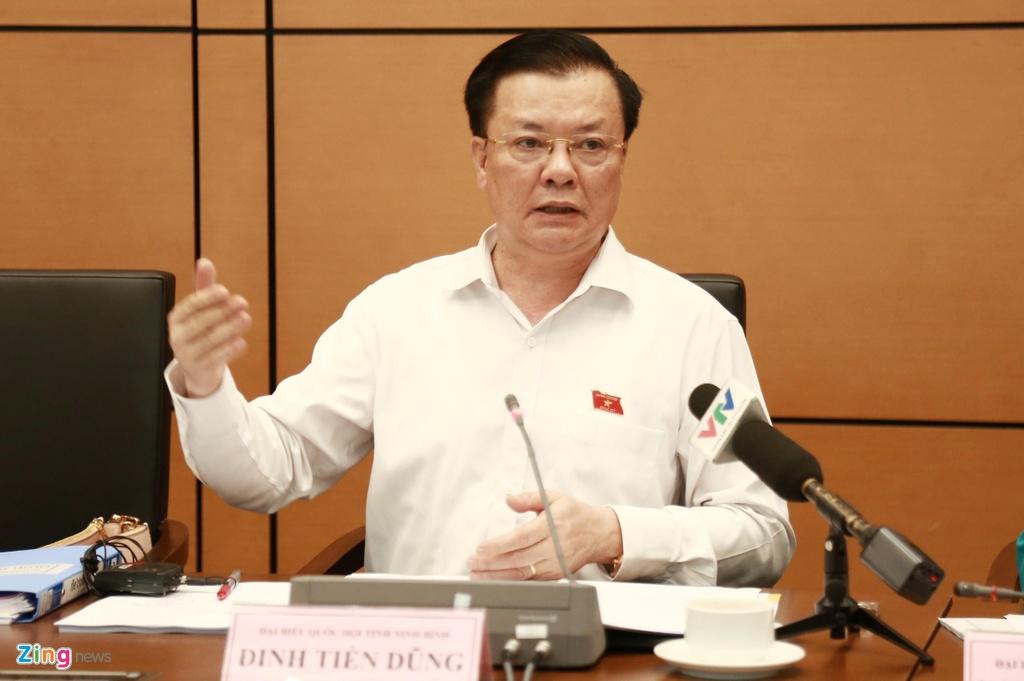 Bo truong Tai chinh: 'Vai tro dau tau cua TP.HCM dang giam sut' hinh anh 2