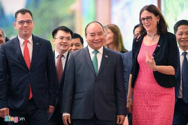 'Dam phan EVFTA, Viet Nam phai xu ly mau thuan loi ich cac nuoc lon' hinh anh 2