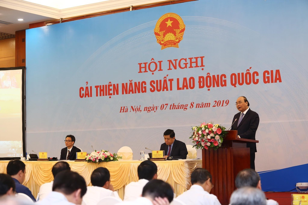 'Tang nang suat lao dong de tao but pha moi cho Viet Nam' hinh anh 1